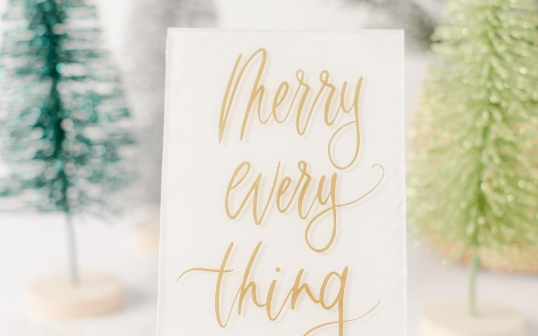 Merry Most Things?