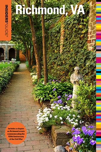 Insider's Guide to Richmond VA book cover
